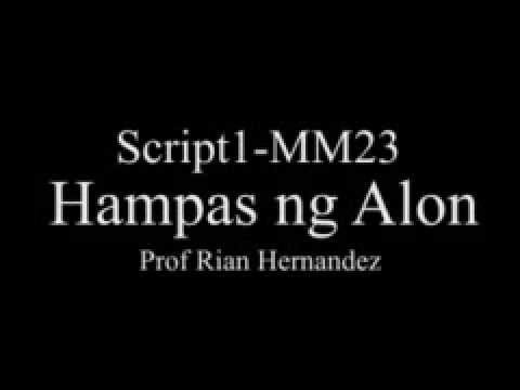 Radio Drama.PH (Script1-MM23)
