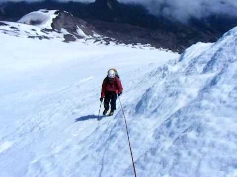 Summit Climb to Osorno Volcano