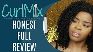 Product Junkie: Curl Mix Review (I bought it all..honest review)