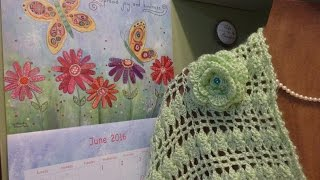 J's Crochet - Live, Love and Laugh Shawls. EP. #46.