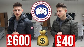 Are Canada Goose Jackets Worth £600+?