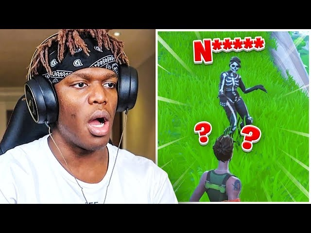 Racism In Fortnite