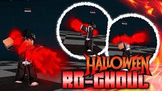 New Halloween Update + Kosshi Kagune in Ro-Ghoul on Roblox!