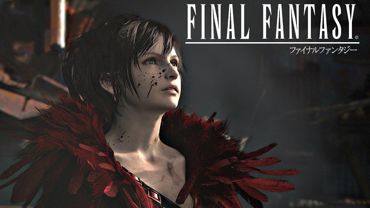 Final fantasy x at zanarkand extra scene 3d 3