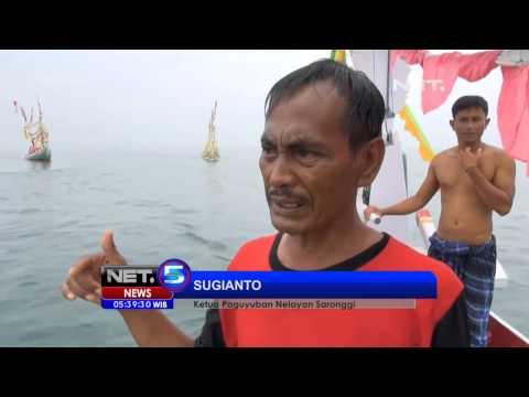 NET5 - Tradisi Petik Laut Sumenep