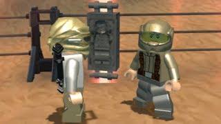 Lego Star Wars: The Force Awakens (PS Vita/3DS/Mobile) Padmé Amidala Unlock