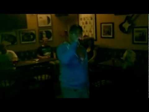 Karaoke around Swansea early July 2012