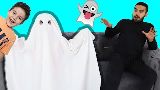 Yusuf and Uncle's Funny Ghost Story