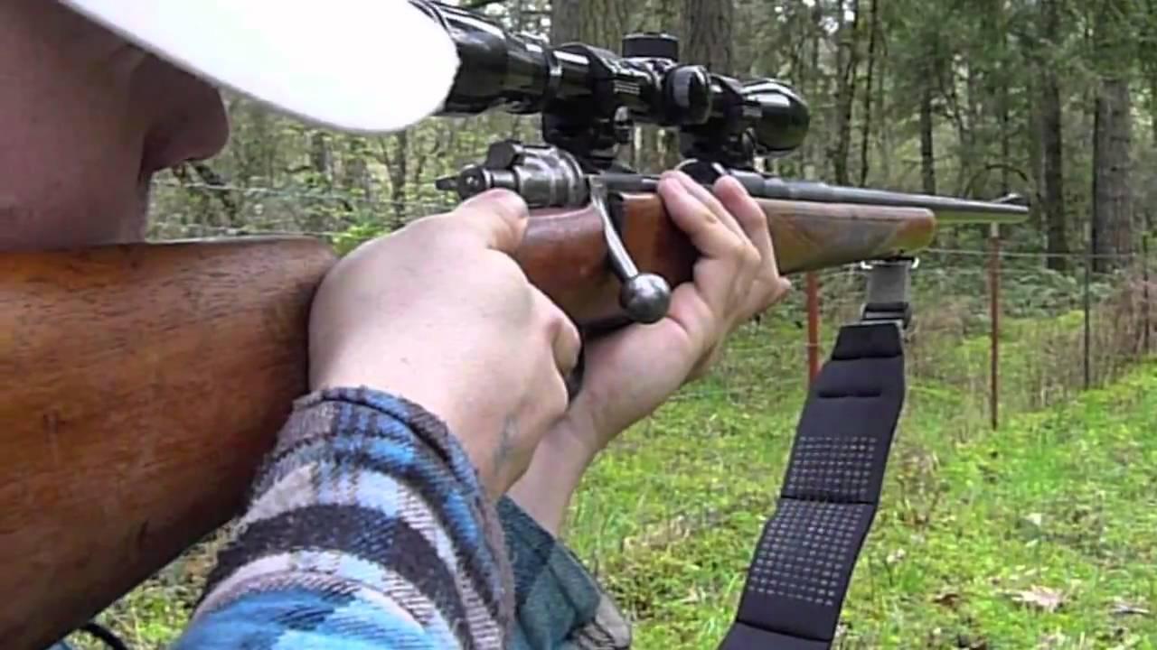 FN Belgian Mauser