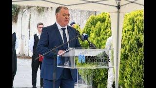 Ομιλία Δημάρχου Παιονίας για τα 100 χρόνια από τη Μάχη του Σκρα-Eidisis.gr webTV