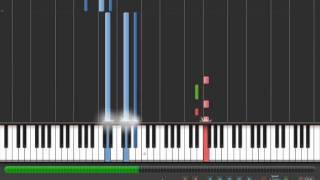 How To Play Europa - Santana Piano : Synthesia