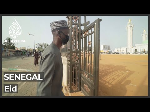 Senegal could see COVID surge with Eid celebrations