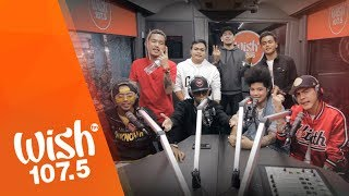 """Download Ex Battalion performs """"Hayaan Mo Sila"""" LIVE on Wish 107.5 Bus"""