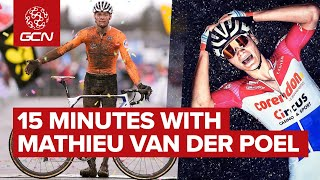 GCN Sits Down With Mathieu Van Der Poel: Cycling's All Star