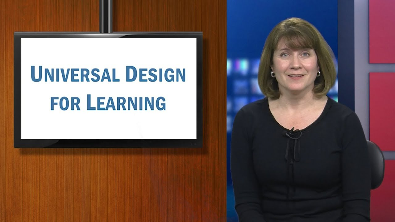 Essential Elements - Universal Design for Learning