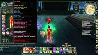 Обзор на игру Blood and Soul от Magika ( мой персонаж )