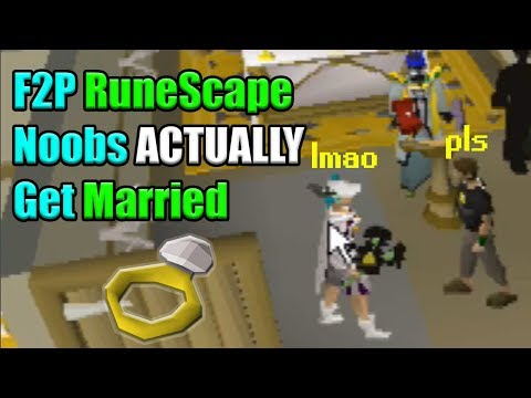 A Runescape Love Story Goes Completely WRONG