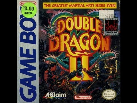 Game Boy Double Dragon Ii Video Walkthrough Youtube