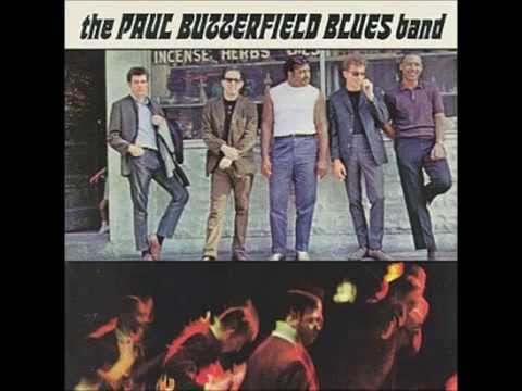 "The Paul Butterfield Blues Band  ""Born in Chicago"""