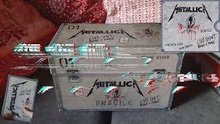 Metallica - Live Shit: Binge And Purge Unboxing