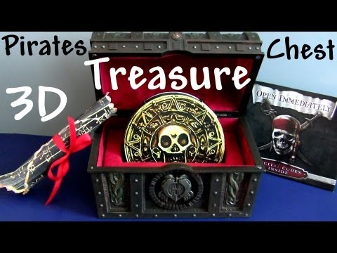 Pirates of the Caribbean Quadrilogy blu ray 3D box set unboxing review