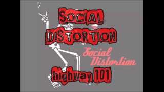 SOCIAL DISTORTION - Highway 101 (With Lyrics)