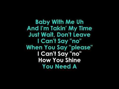 Signs karaoke Drake