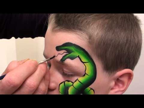 Tag Body Art Snake And Frog