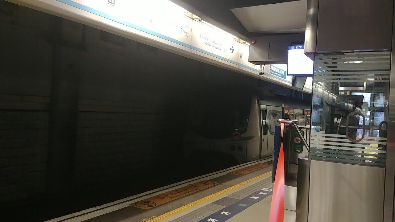 [東鐵斷卡事故]港鐵東鐵線紅磡及旺角東站特別安排 - YouTube