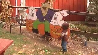 Fun at the Pumpkin Patch 1