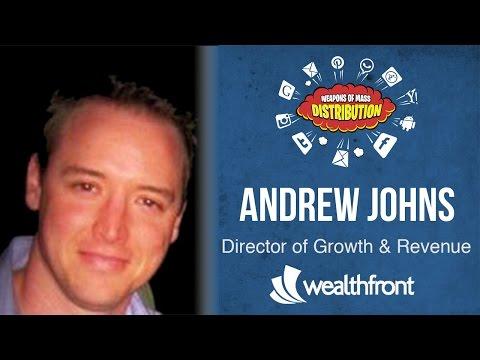 "[WMD 2015] Wealthfront, Andrew Johns ""3 Mandatory Skills Every NextGen CMO Should Know"""