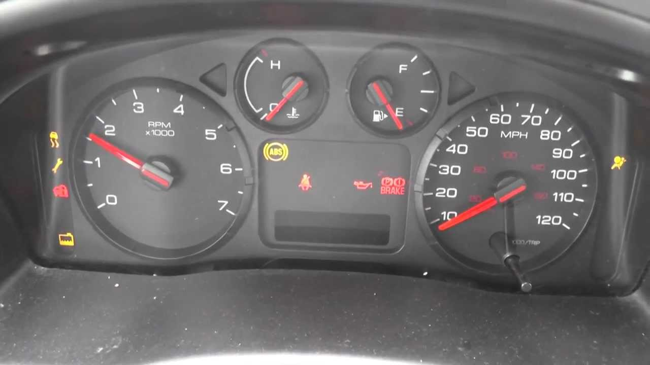2006 Ford Freestyle Engine Start Up