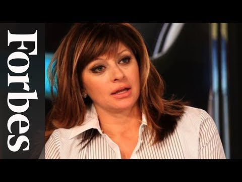 Maria Bartiromo Settles In At Fox Business | Forbes