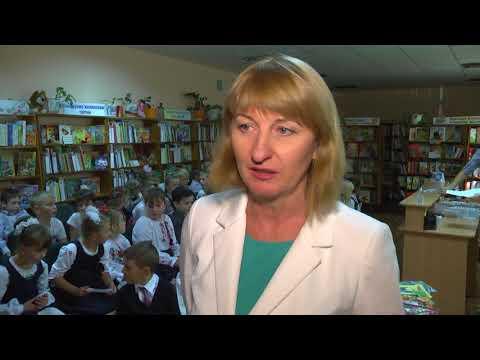 Телеканал Ексклюзив: Книжкове королівство у бібліотеці