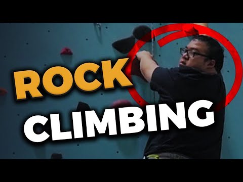 Streamers Try: Rock Climbing ft. Scarra, LilyPichu, Pokelawls, Based Yoona, TheeMarkz, and Xell