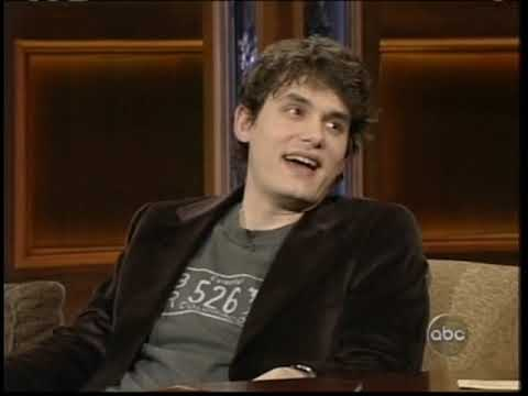 John Mayer | Interview @ Jimmy Kimmel Live (December 7th, 2004)