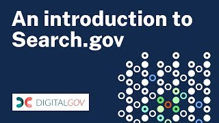 Getting Started with Search.gov