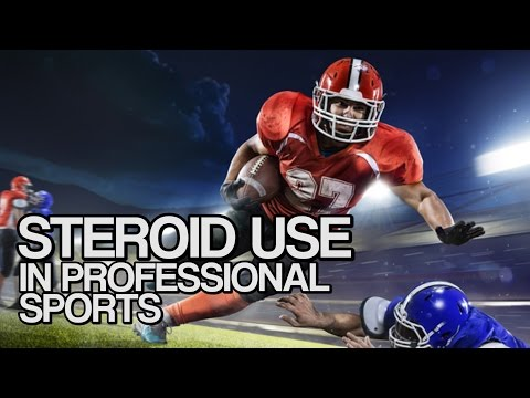 Steroid Use in Professional Sports (aka PEDs)