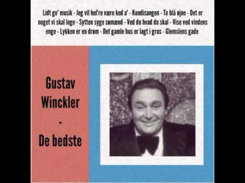 Gustav Winckler- Kondisangen