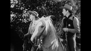 Roy Rogers - Robin Hood Of The Pecos - with Gabby Hayes