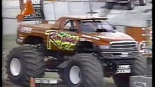 PENDA Monster Trucks: Springfield 1995 Race 3