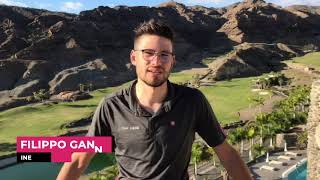 Giro d'italia 2021   a message from filippo ganna