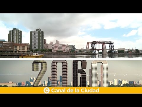 Recuperación de espacios verdes - Buenos Aires 2060