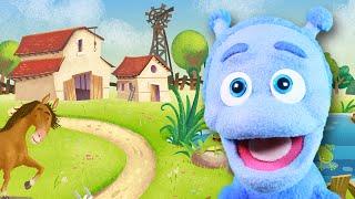 Jakie zwierzęta mieszkają na farmie? - Ubu