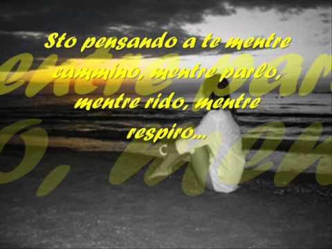 Vasco Rossi - Sto pensando a te (testo)