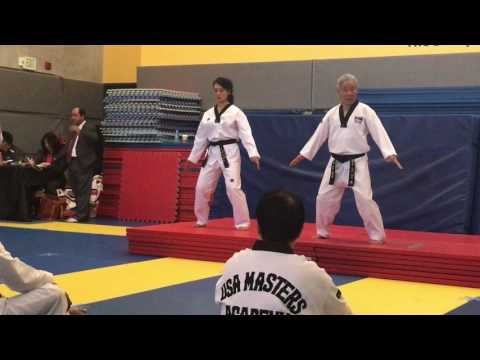Sipjin from the Kukkiwon International Master Course & Examiner