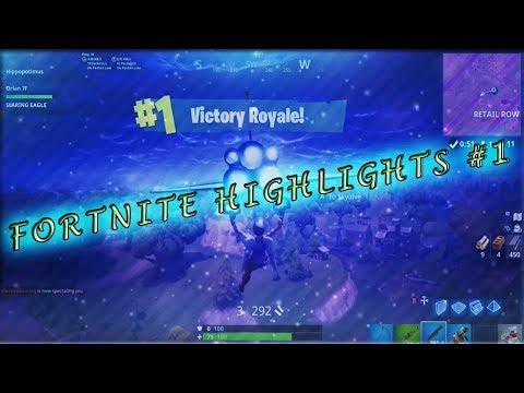 Orlan 7F: FORTNITE HIGHLIGHTS #1