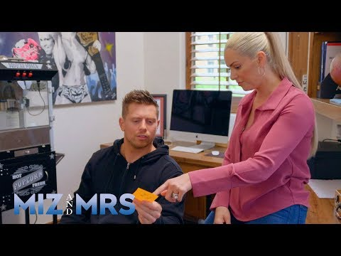 Maryse uses a Post-it to help teach Miz French: Miz & Mrs. Preview, May 7, 2019