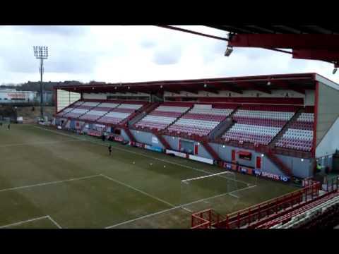 Hamilton Accies FC New Douglas Park