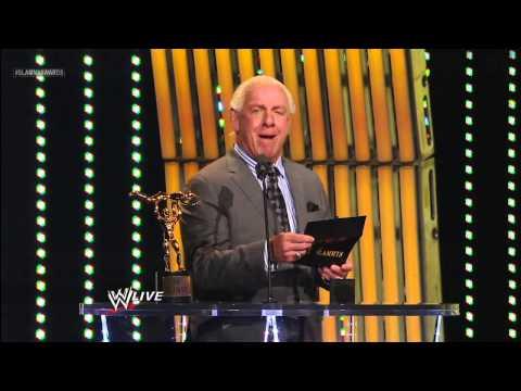 Superstar of the Year: 2012 Slammy Award Presentation
